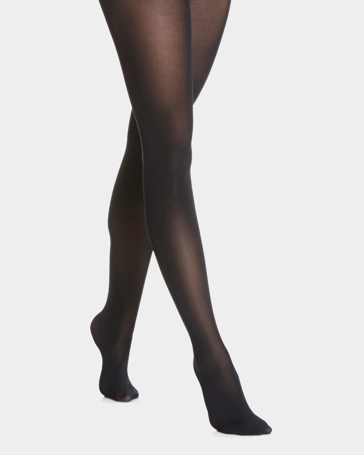 40 Denier Velvet Opaque Tights