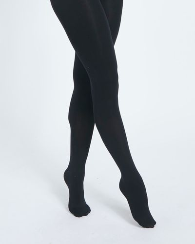 80 Denier Velvet Opaque Tights thumbnail