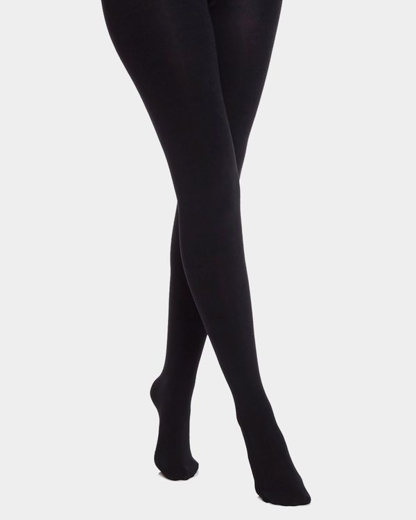 140 Denier Thermal Opaque Tights