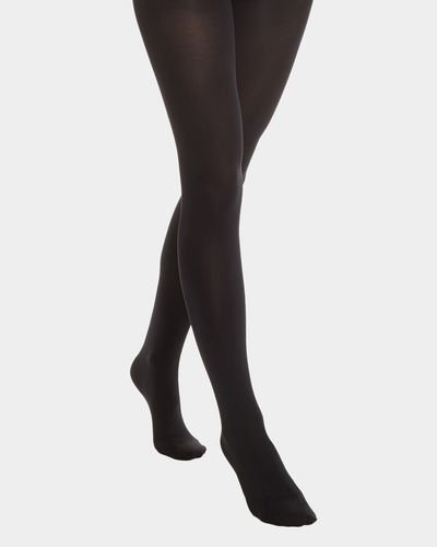 60 Denier Opaque Tights - Pack Of 3