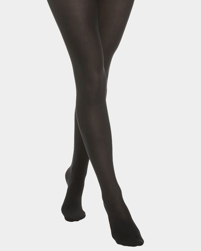 40 Denier Opaque Tights - Pack Of 3 thumbnail