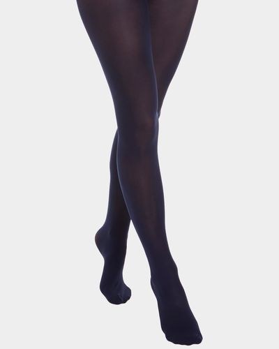 40 Denier Opaque Tights - Pack Of 3