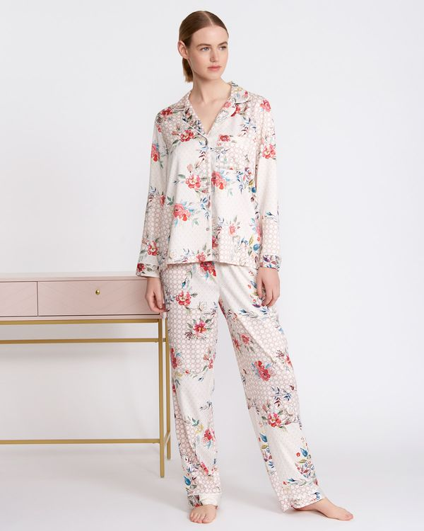 Carolyn Donnelly Eclectic Bloom Boxed Pyjama Set