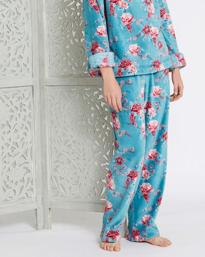Carolyn Donnelly Eclectic Kyoto Fleece Pants