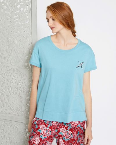 Carolyn Donnelly Eclectic Kyoto Cotton T-Shirt