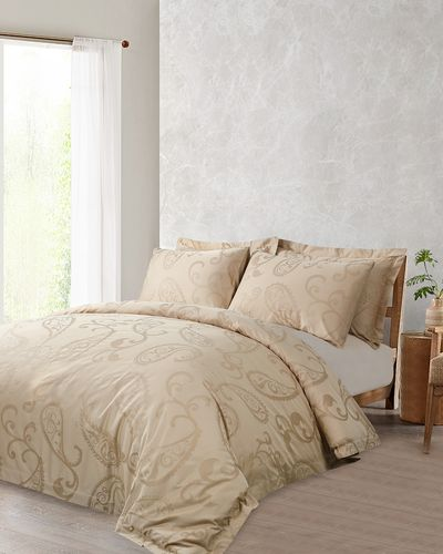 Michael Mortell Feather Bed Set