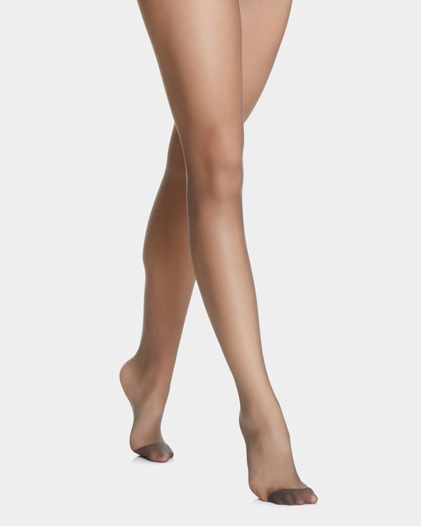 10 Denier Classic Tights - Pack Of 2