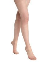 natural-tan 7 Denier Argan Oil Tights
