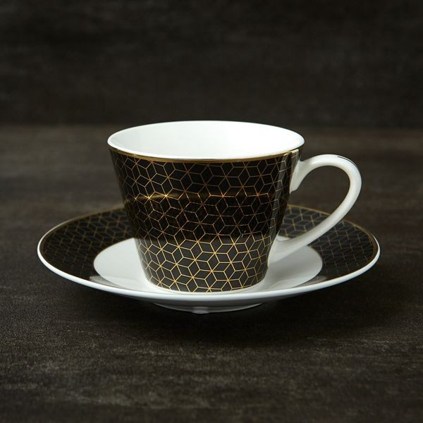 Michael Mortell Marseille Cup And Saucer Set