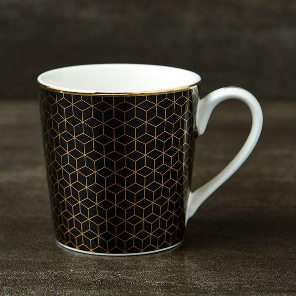 Michael Mortell Marseilles Mug - Black