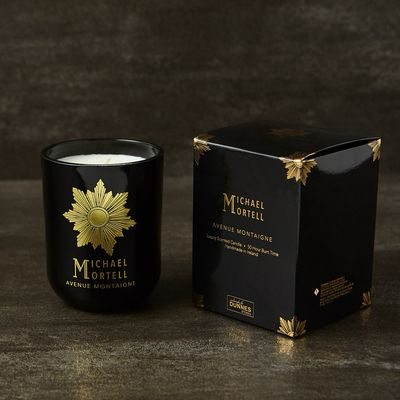 Michael Mortell Avenue Montaigne Candle
