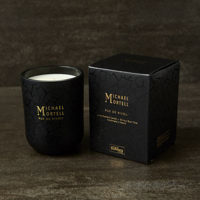 Michael Mortell Rue Rivoli Candle