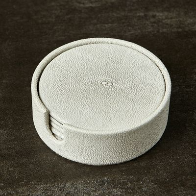 Michael Mortell Shagreen Coasters