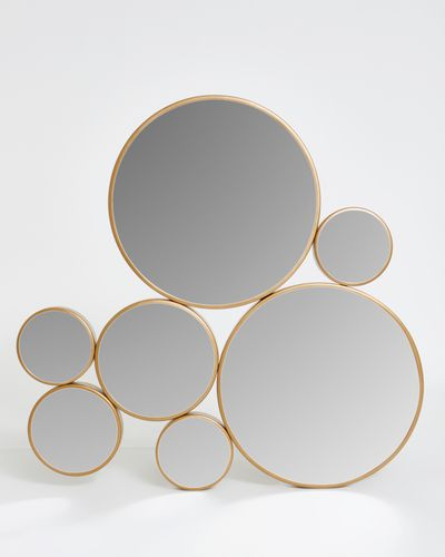 Michael Mortell Multi Circle Mirror