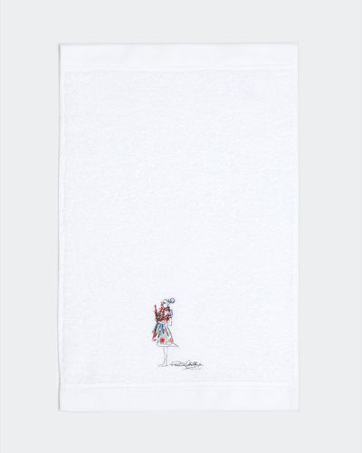 Paul Costelloe Living Lady Guest Towel