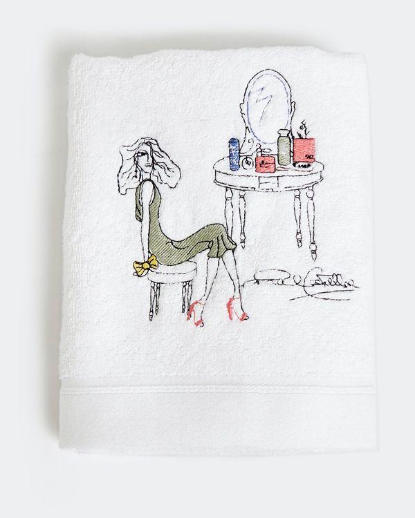 Paul Costelloe Living Lady Hand Towel