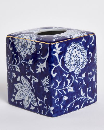 Paul Costelloe Living Bordeaux Tissue Box
