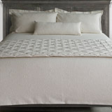 ivory Paul Costelloe Living Jerez Duvet Cover