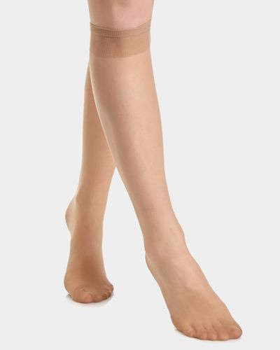 15 Denier Knee Highs - Pack Of 5