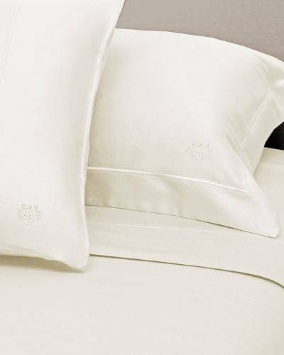 Paul Costelloe Living 300 TC Fitted Sheet - Double thumbnail