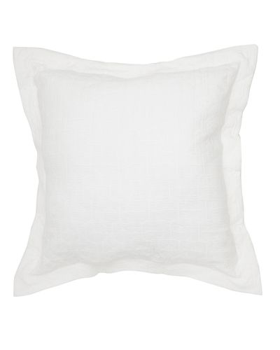 Paul Costelloe Living Cotton Quilt Euro Cushion