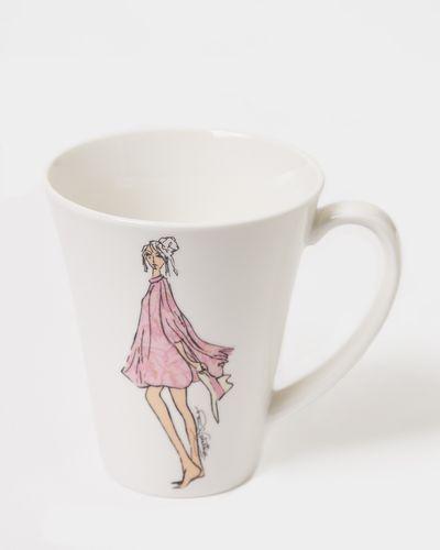 Paul Costelloe Living Lady Mug thumbnail