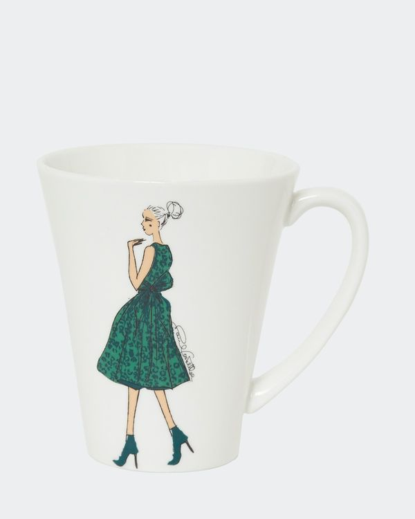 Paul Costelloe Living Lady Mug