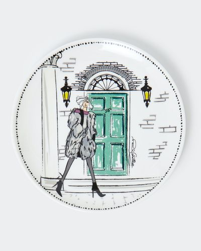 Paul Costelloe Living Lady Side Plate