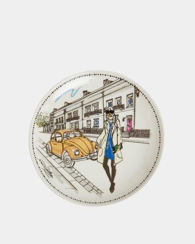 Paul Costelloe Living Lady Side Plate thumbnail