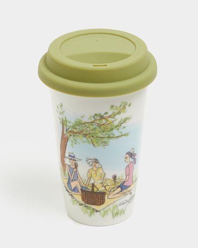 Paul Costelloe Living Lady Travel Mug thumbnail