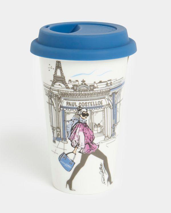 Paul Costelloe Living Lady Travel Mug