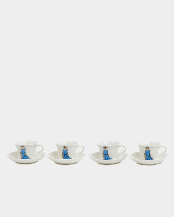 Paul Costelloe Living Lady Teacup Boxset