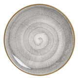 grey Paul Costelloe Living Spinwash Side Plate