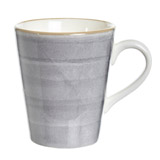 grey Paul Costelloe Living Spinwash Mug