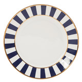 navy Paul Costelloe Living Madison Side Plate