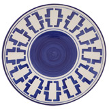 blue Paul Costelloe Living Azur Side Plate