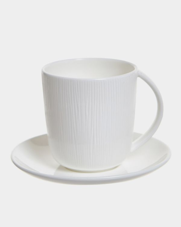 Paul Costelloe Living Pisa Espresso Cup And Saucer