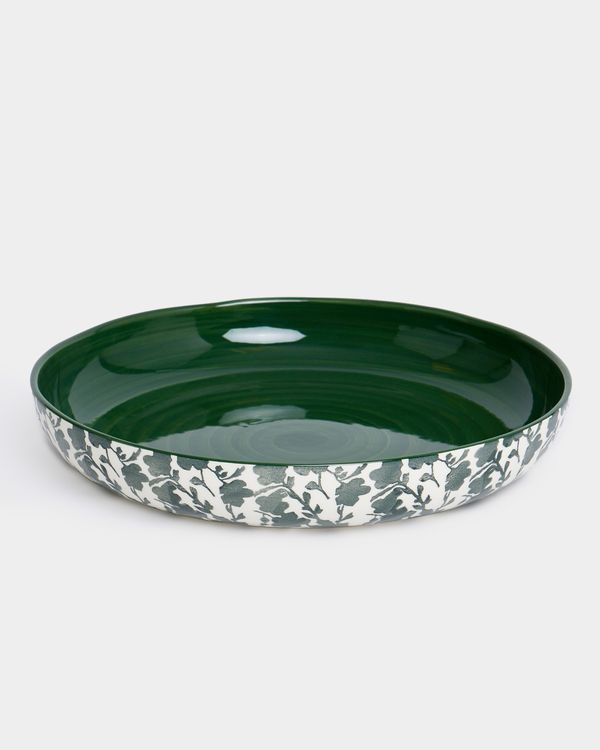 Paul Costelloe Living Large Floral Serving Bowl