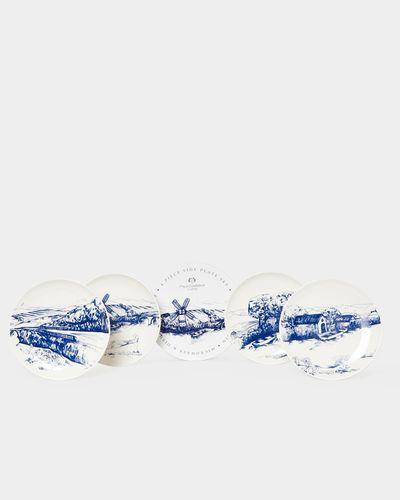 Paul Costelloe Living Landscape Plate Set - Pack Of 4