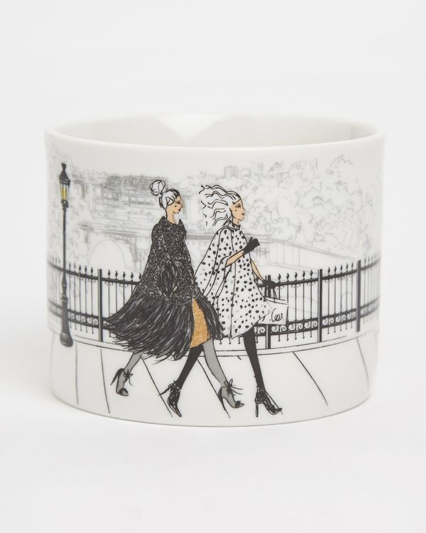 Paul Costelloe Living Round Lady Teacup
