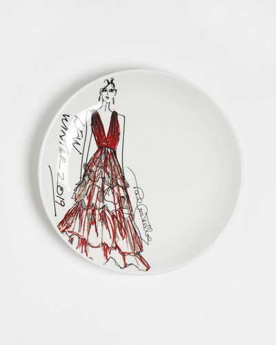 Paul Costelloe Living Lady Side Plate thumbnail