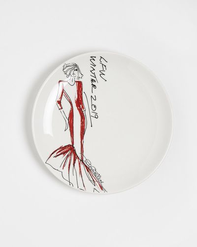 Paul Costelloe Living Lady Side Plate
