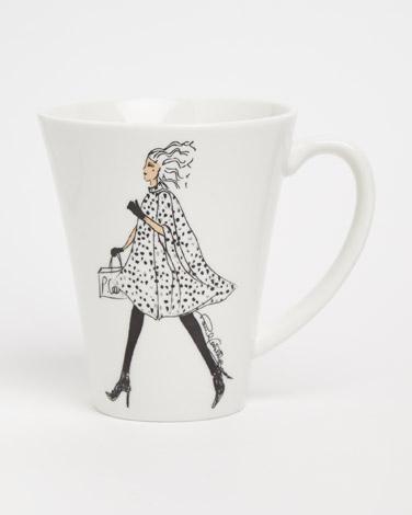 whitePaul Costelloe Living Lady Mug
