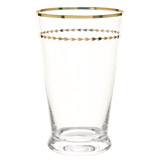 clear Paul Costelloe Living Versailles Hi-Ball