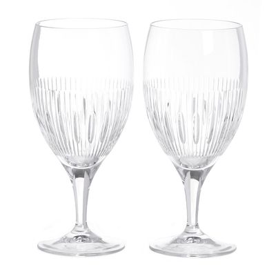 Paul Costelloe Living Crystal Goblet - Set Of 2 thumbnail