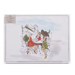 multi Paul Costelloe Living Lady Placemat - Pack Of 4