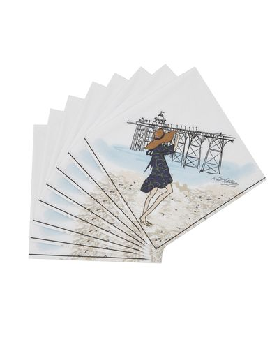 Paul Costelloe Living Lady Napkins - Pack Of 20