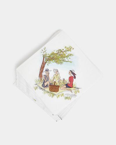 Paul Costelloe Living Lady Napkin - Pack Of 20