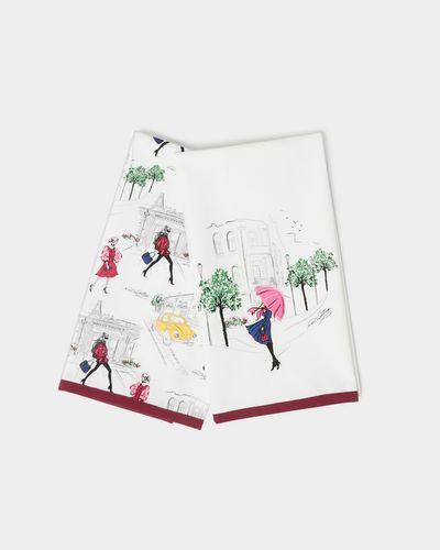 Paul Costelloe Living Lady Tea Towel - Pack Of 2