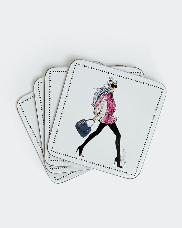Paul Costelloe Living Lady Coasters